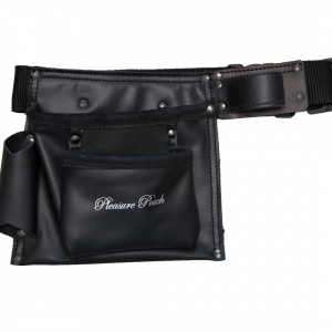 Black Pleasure Pouch